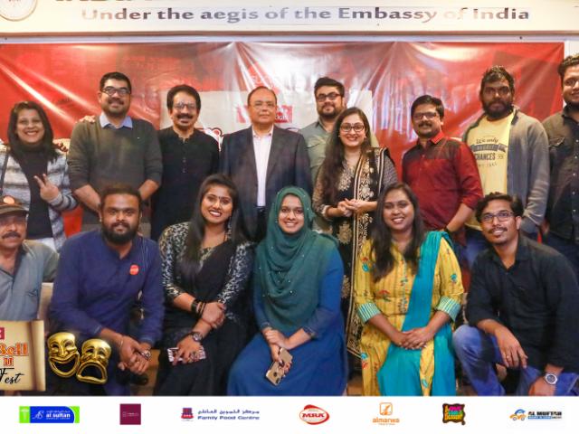 Radio Suno Team at First Bell Season 2 Valedictory Function at ICC Ashoka Hall