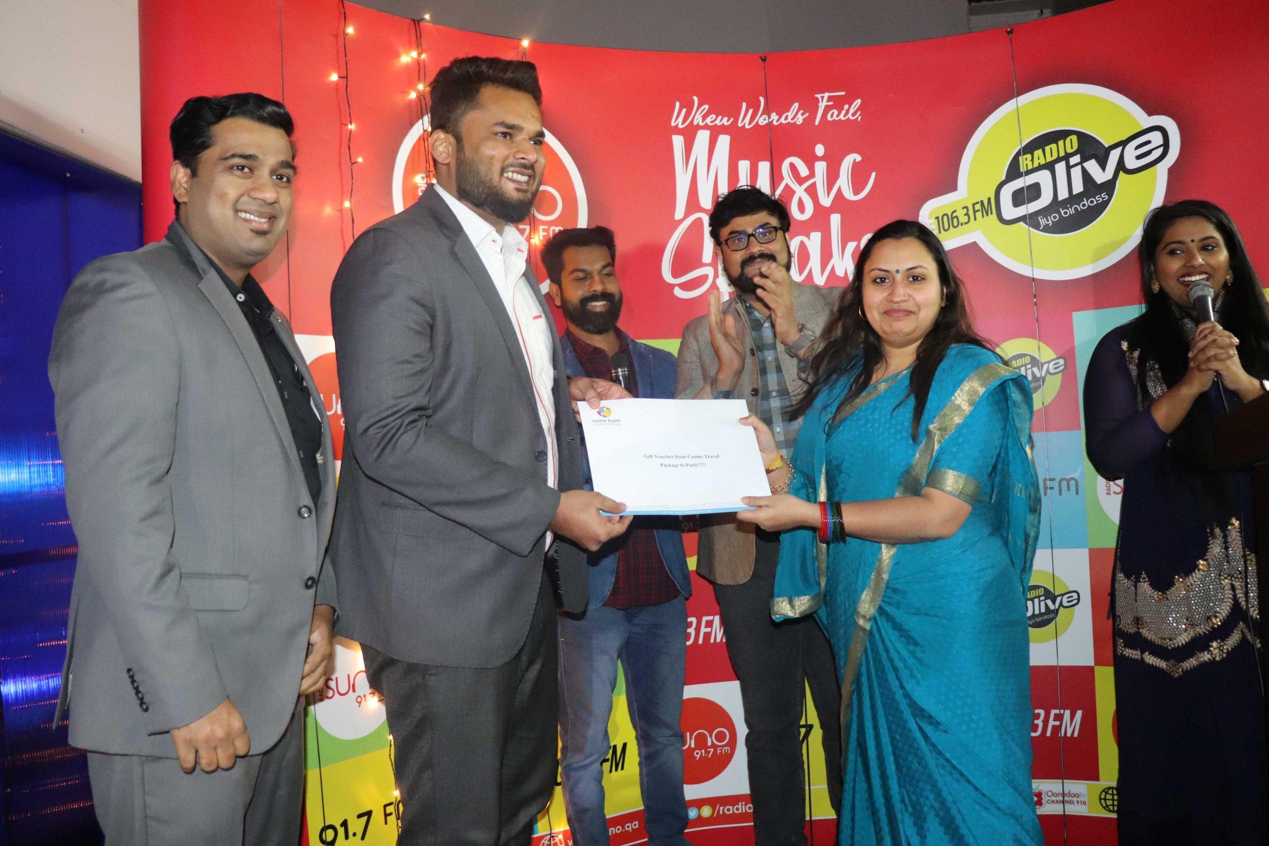 Suno Genie Contest Winner Asha Jawhar