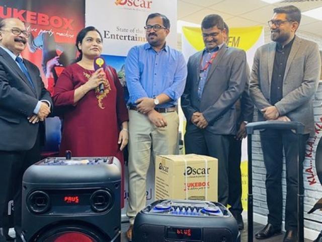 Oscar Digital contest winner-Divya Rathessh